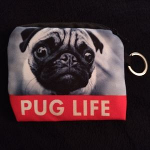 New - Coin purse - Change purse/bag - Pug